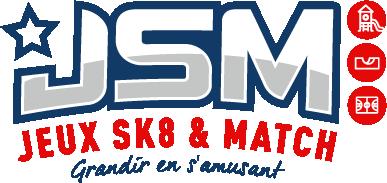 Jeux Sk8 & Match Logo